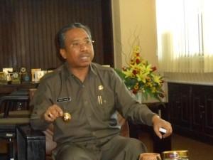 Wakil gubernur NTB M Amin