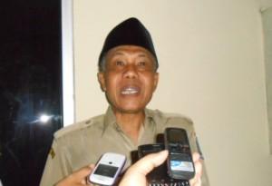 Kepala BPMPD Prov NTB H Bachruddin