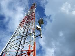 Tower provider seluler (ilustrasi)