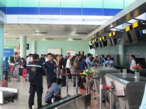 Aktifitas di Bandara Internasional Lombok