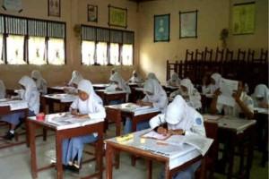 UN SMA ( ilustrasi)