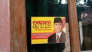 Stiker H Ahyar Abduh