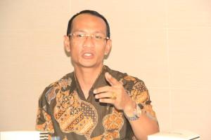 Wakil walikota Mataram H Mohan Roliskana