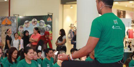 ''Safe Care'' Ajak Masyarakat Pelihara Kesehatan Dengan Yoga