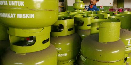 Harga Tabung Gas Elpiji 3 Kilo di Mataram Masih Normal