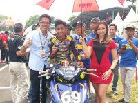 MotoGP 2021 di Mandalika, Atlet NTB Ingin Jadi Pebalap Dunia