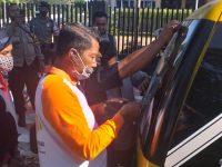 Pasang APK Paslon, 13 Angkutan Umum di Kota Mataram Ditertibkan