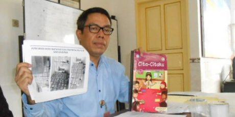 Kabid Dikdas Dikpora Lotim Jual Buku Berlabel Milik Negara