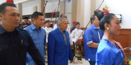 Jelang Kongres PAN di Bali, Amien Rais Kumpulkan Kader Pendukung Zulkifli di Mataram