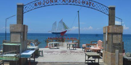 Pengelolaan Wisata Pantai Ampenan Belum Jelas