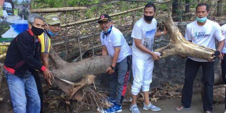 Bersih-Bersih Destinasi, Dispar Lobar Ajak Wisatawan Kembali ke Senggigi