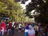Car Free Day Mataram Semerawut, Pemkot Mataram Keluarkan Himbauan