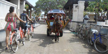 Menengok Cidomo di Gili Trawangan, Harga 1 Unit Setara Mobil Mewah
