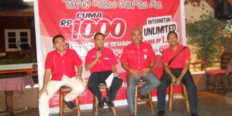 Kartu Lombok Kembali Pasang Tarif Termurah