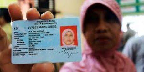 Aplikasi Rusak, Pencetakan KTP Eleketronik di Kota Mataram Tertunda