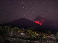 Abu Vulkanik Gunung Baru Jari Belum Ancam Kesehatan Warga