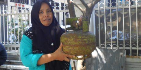 Elpiji 3 Kg di Mataram Semakin Langka, Warga Protes Pemeritah