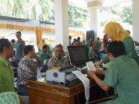 Penerimaan PBB Kota Mataram Sebesar 16 Miliar