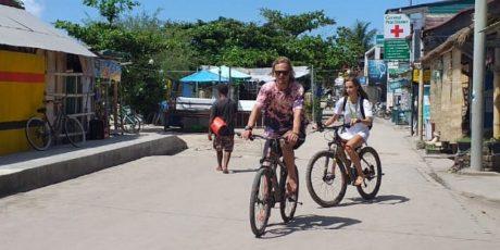 Destinasi Wisata Tiga Gili Mulai Disemprot Disinfektan