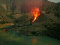 Hujan Abu Vulkanik Gunung Baru Jari Meluas, Kota Mataram Kini Sudah Terdampak