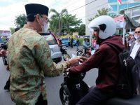 HARUM Siapkan Sistem Transportasi Terintegrasi di Kota Mataram