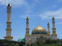 Jelang MTQ Nasional, Lift Minaret IC Mangkrak ?
