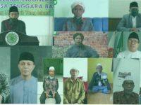 Ulama dan Pimpinan Ormas Islam se-NTB Kompak Serukan Salat Ied di Rumah