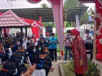 Kunjungi NTB, Mensos Salurkan Bantuan dan Berdayakan Kelompok Marjinal