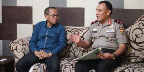 Polda  NTB Akan Kawal Pembangunan KEK Mandalika