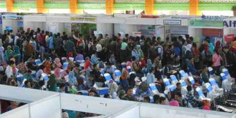 Disnaker Kota Mataram Gelar Job Fair Lagi