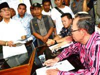 KPU Kota Mataram Tolak Pendaftaran Pasangan Sahaja