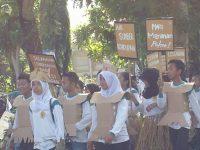 Karnaval Hari Bumi, Walhi Libatkan Mahasiswa dan Pelajar