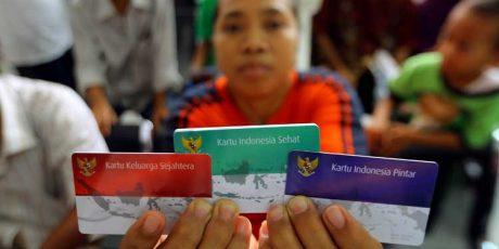 Ribuan Kartu Indonesia Sehat Akan Didistribusikan