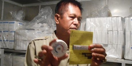 Dikes NTB Jamin Kelancaran Distribusi Vaksin ke Kabupaten Kota