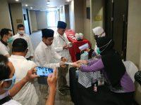 Tim Medis Mulai Periksa Kesehatan Bapaslon Walikota Mataram