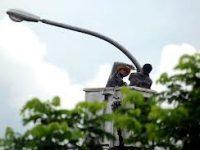 Dinas Pertamanan Kota Mataram Akan Fokuskan PJU di Jalan Lingkungan