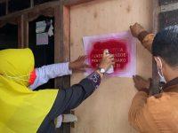Rumah KPM PKH di Kota Mataram Diberi Label, 160 KPM Pilih Mundur