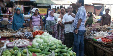 Rp 1,9 Miliar Untuk Perbaiki Pasar Sindu