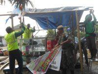 Pemkot Mataram Bongkar Paksa Puluhan Lapak PKL di Udayana