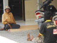 Dua Orang Gepeng Kembali Ditangkap Disosnakertrans Kota Mataram