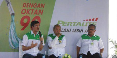 Pertamina Mulai Uji Pasar Pertalite di Lombok