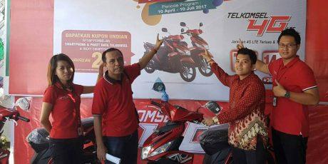 Gebyar Ricky Smartphone with Telkomsel, Apresiasi Bagi Pelanggan Setia