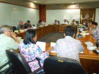 Komisi II Tetap Tolak Pengurus BPPD NTB