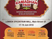 Ramadhan Fair 2016, Telkomsel Hadirkan Promo Spesial Bundling Smartphone 4G di LEM