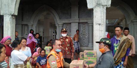 Banjir Terjang Lombok Tengah, SJP Turun Bantu Warga