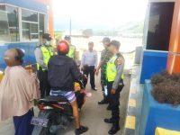 Penumpang Dibatasi Masuk Padangbai, Angkutan Logistik dan Ekspedisi Tetap Lancar