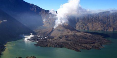 Rinjani Diajukan Sebagai Geopark Dunia Oktober Mendatang