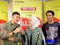 SimPATI Movie Discoveries Ajak Pelanggan  Nobar dan Meet & Greet 'Talak 3' di Lombok