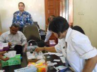 Anggota Dewan Provinsi NTB Jalani Tes Urin