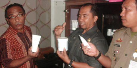 Usai HUT Kota Mataram, Satpol PP Turun Tertibkan Perusahaan